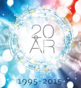 20a¦èrs logotyp