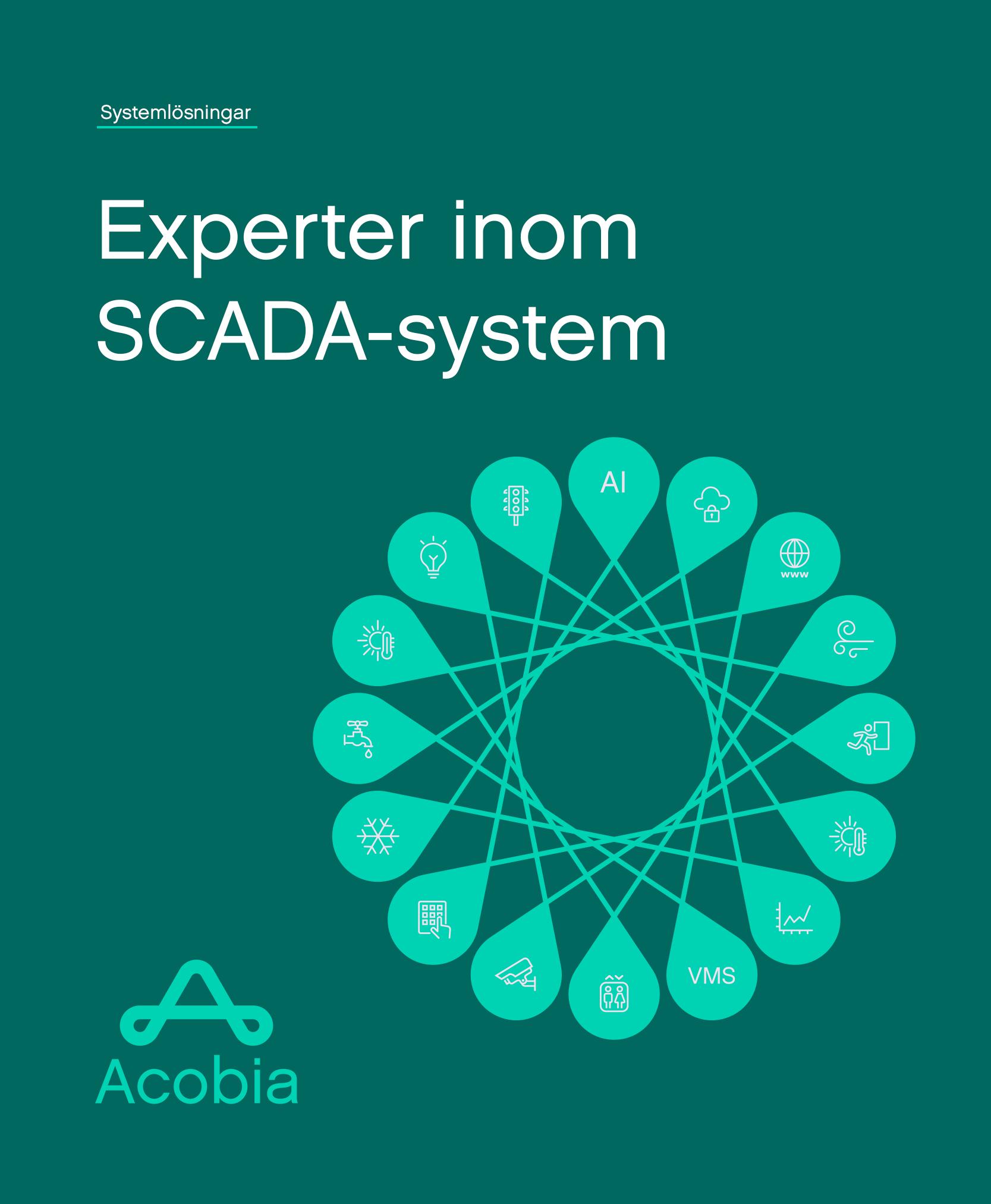 SCADA-System Acobia Experter