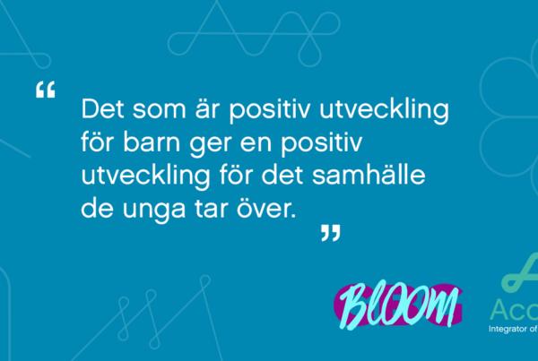 Acobia är med i projektet Bloom GBG